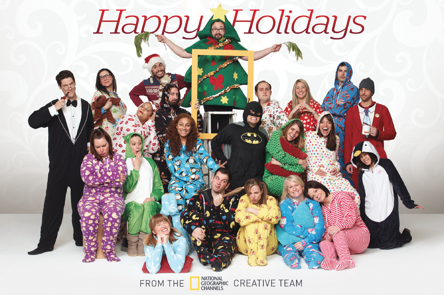 Creative Department Holiday Card 2013