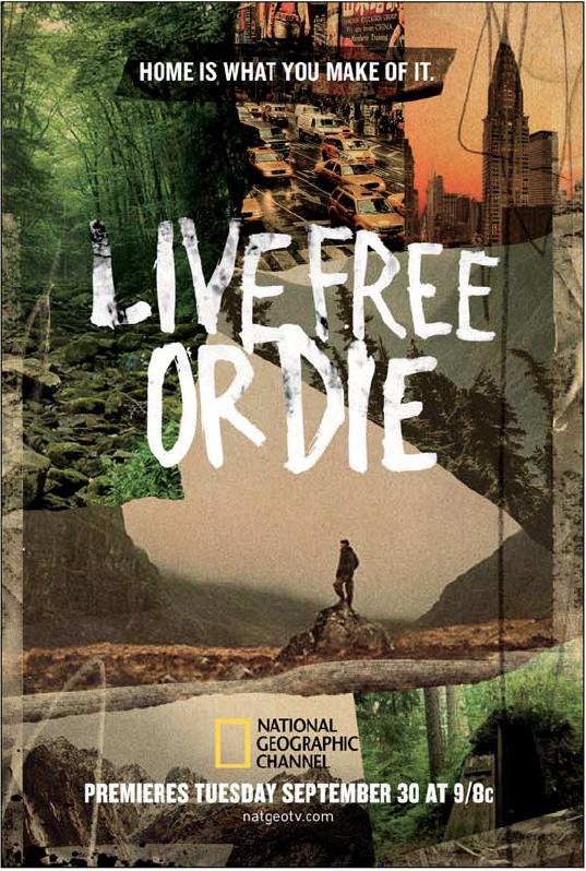 Live Free or Die montage sketch
