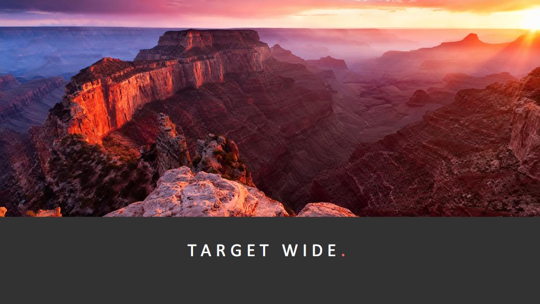 Target Wide