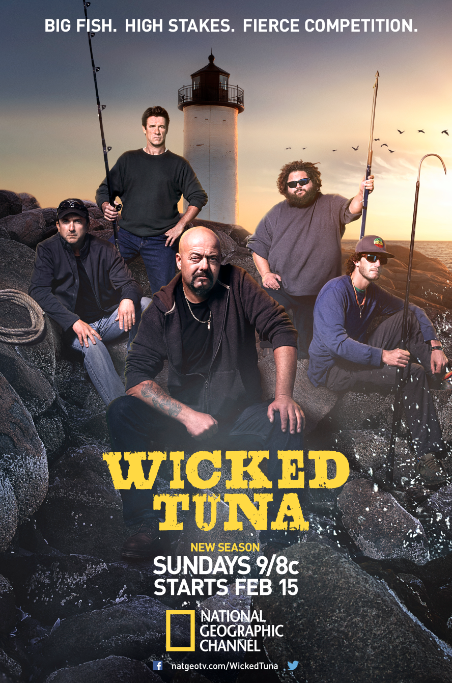 Wicked Tuna Key Art